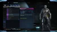 Injustice 2 gear menus image #5