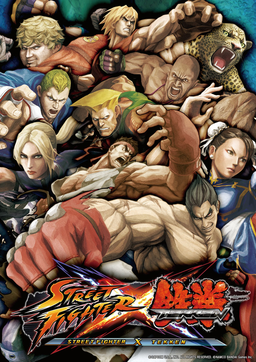 Street Fighter X Tekken Art Gallery 1 out of 55 image gallery