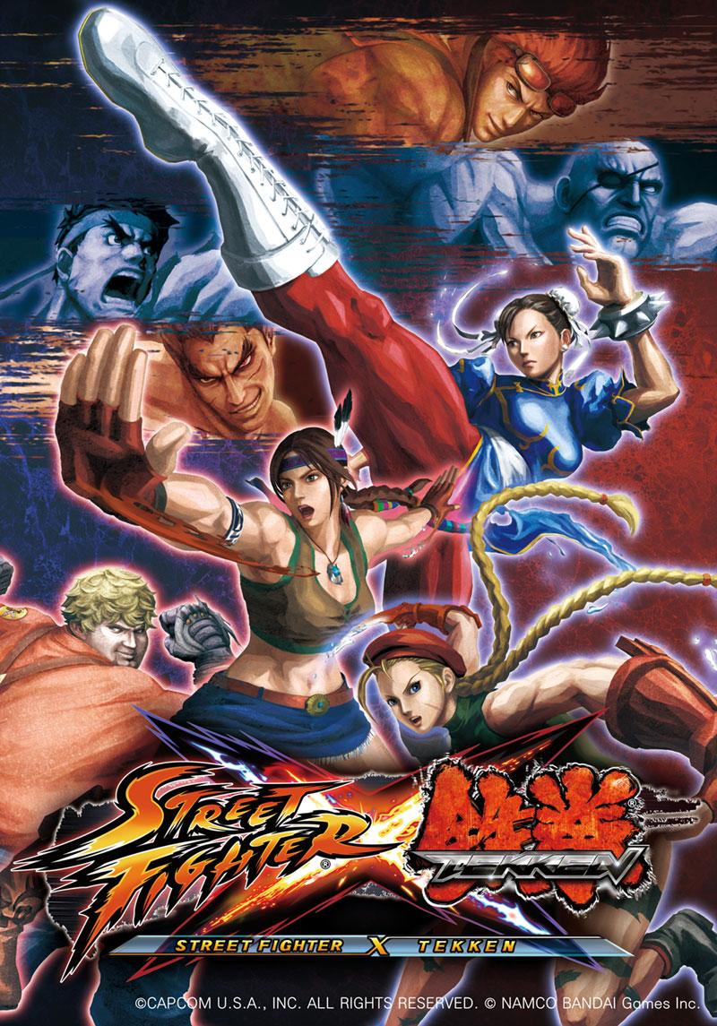 Street Fighter X Tekken Art Gallery 2 out of 55 image gallery