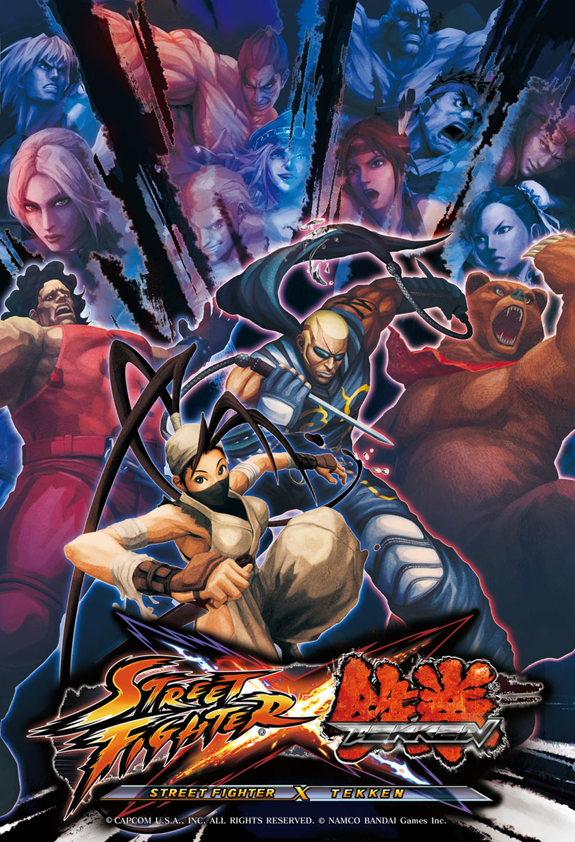 Street Fighter X Tekken Art Gallery 4 out of 55 image gallery