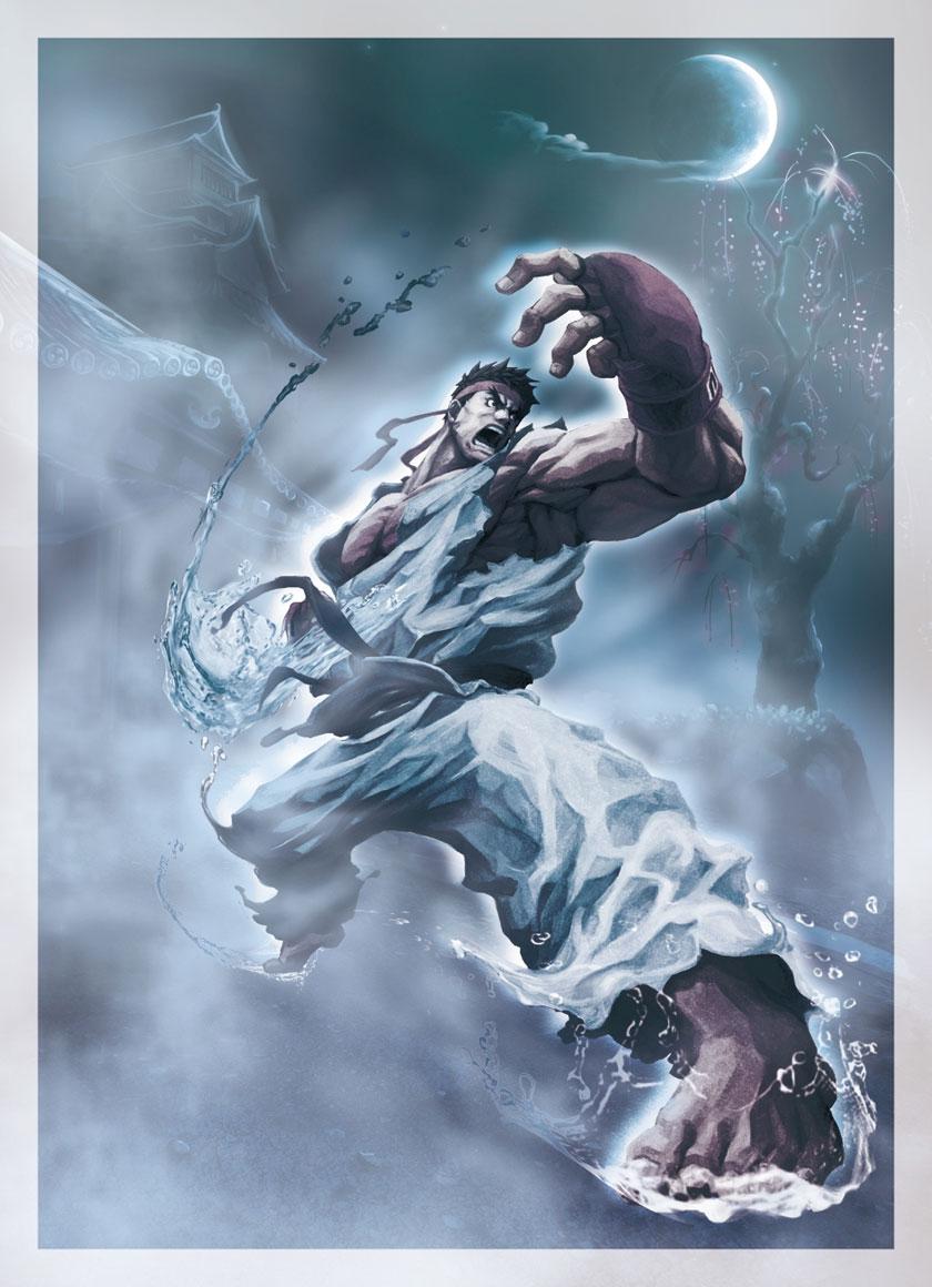 Street Fighter X Tekken Art Gallery 6 out of 55 image gallery