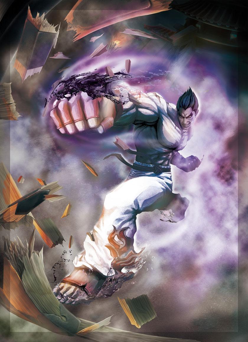 Street Fighter X Tekken Art Gallery 7 out of 55 image gallery
