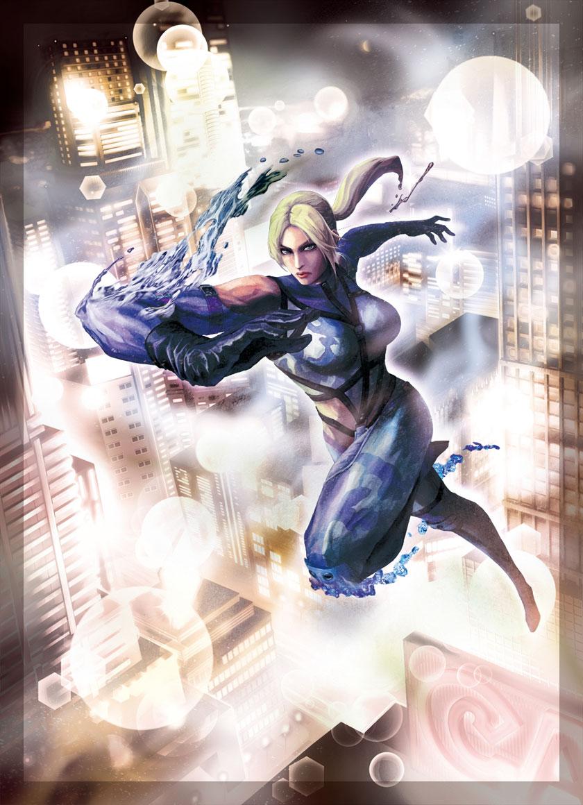 Street Fighter X Tekken Art Gallery 9 out of 55 image gallery
