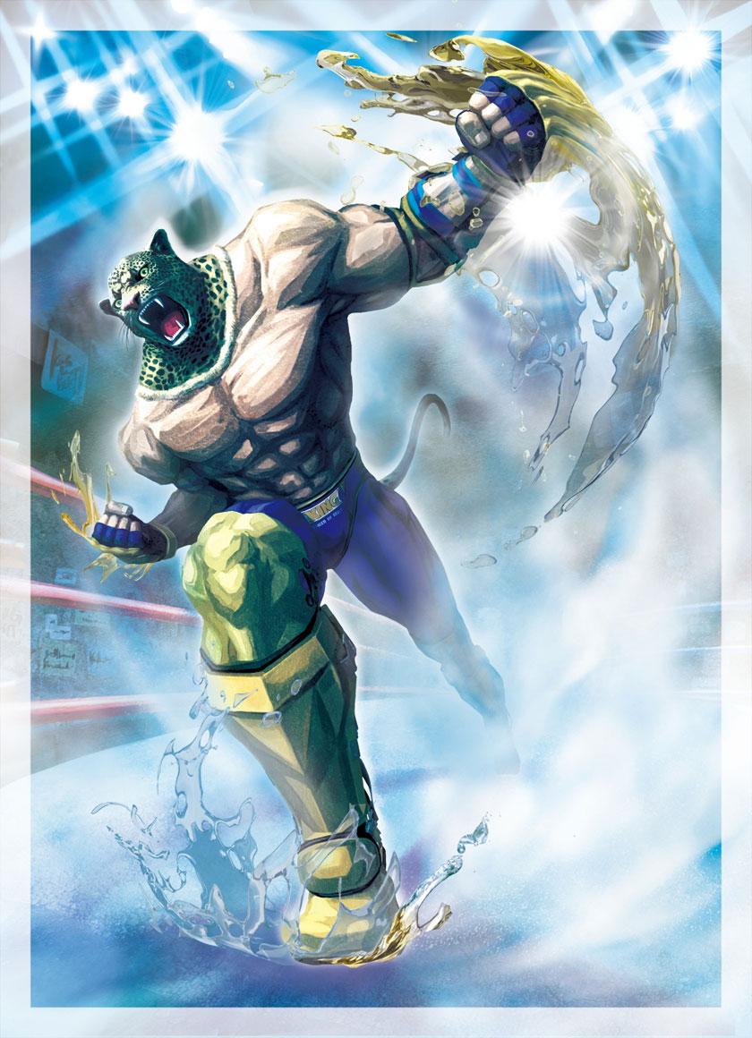 Street Fighter X Tekken Art Gallery 11 out of 55 image gallery