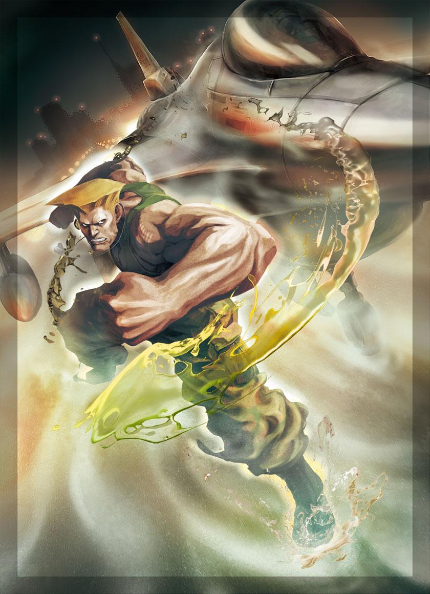 Street Fighter X Tekken Art Gallery 12 out of 55 image gallery