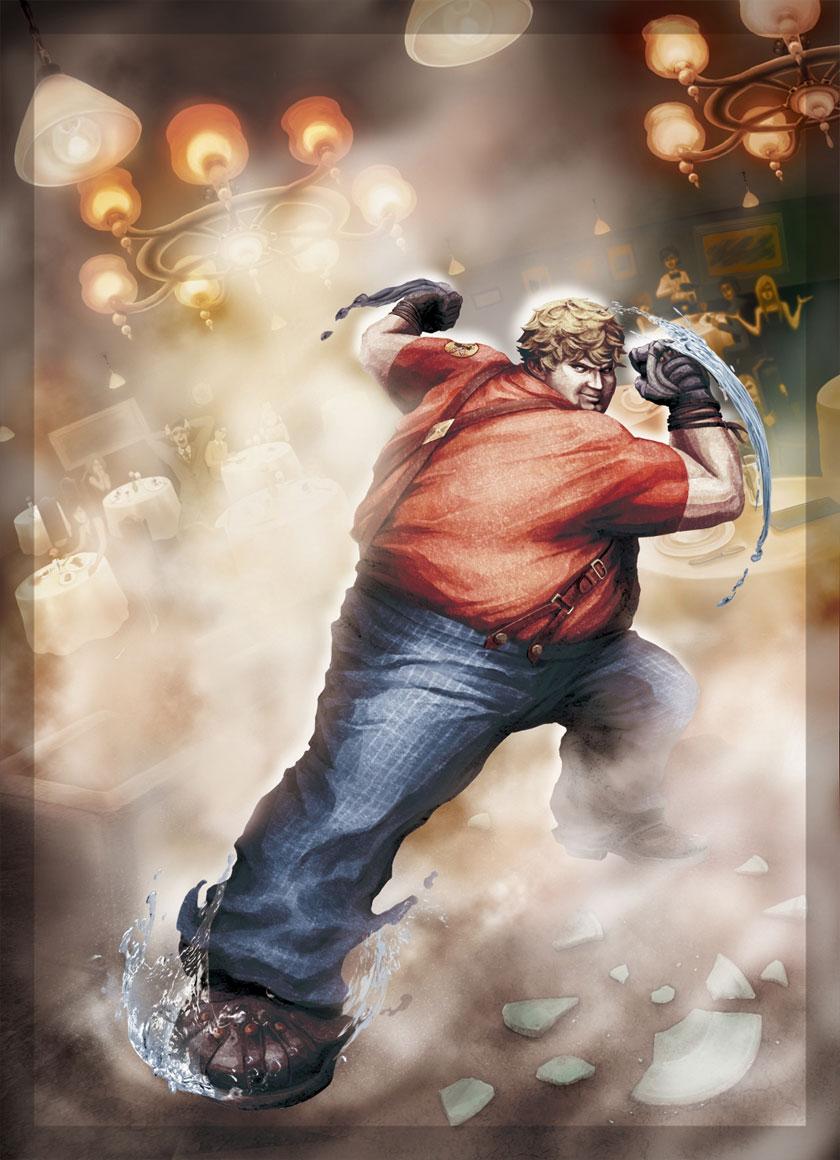 Street Fighter X Tekken Art Gallery 13 out of 55 image gallery