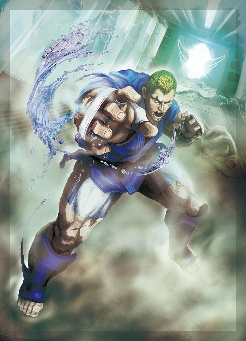 Street Fighter X Tekken Art Gallery 14 out of 55 image gallery