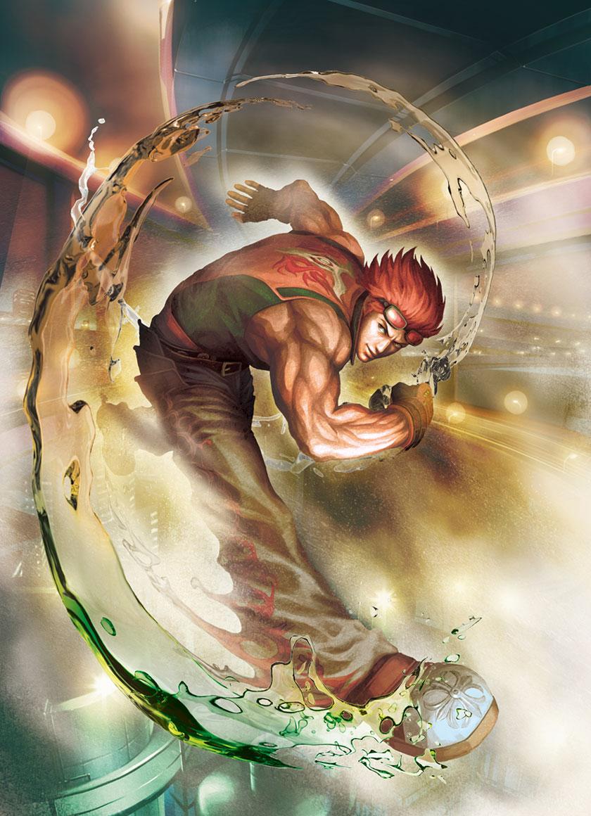 Street Fighter X Tekken Art Gallery 17 out of 55 image gallery