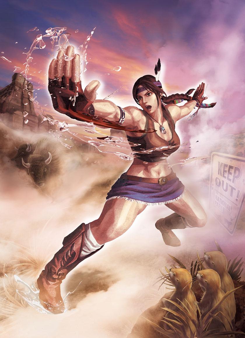 Street Fighter X Tekken Art Gallery 18 out of 55 image gallery