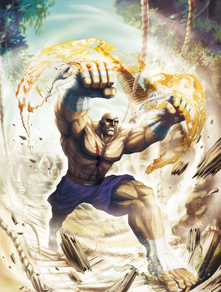 Street Fighter X Tekken Art Gallery 19 out of 55 image gallery