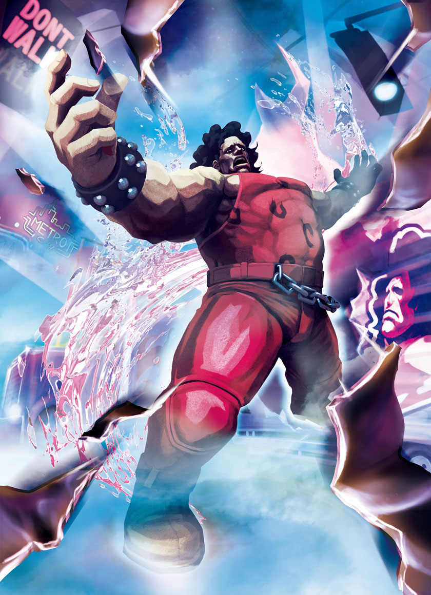 Street Fighter X Tekken Art Gallery 24 out of 55 image gallery