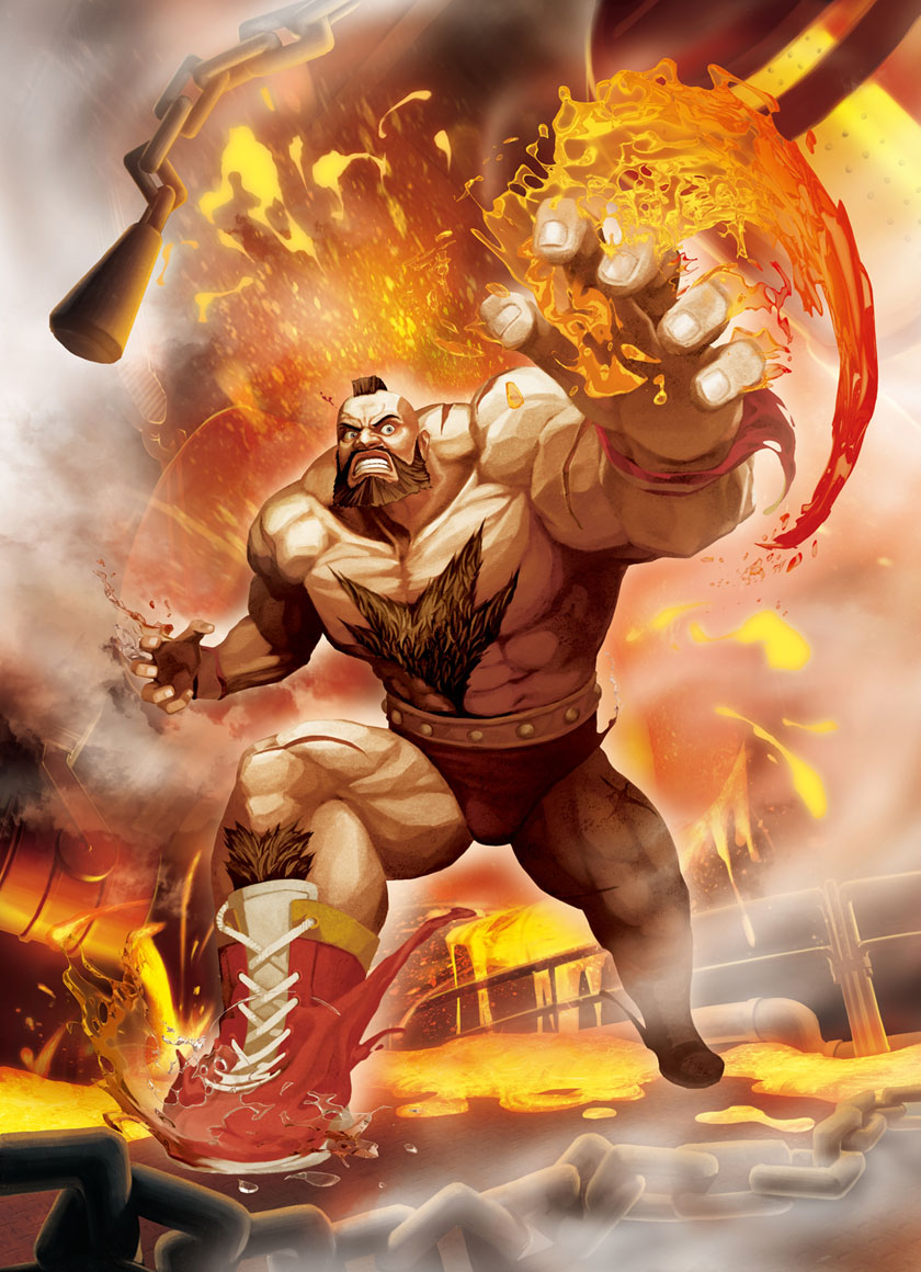Street Fighter X Tekken Art Gallery 30 out of 55 image gallery