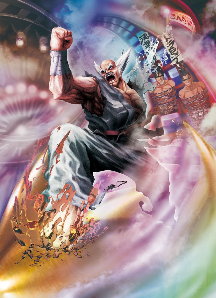 Street Fighter X Tekken Art Gallery 31 out of 55 image gallery