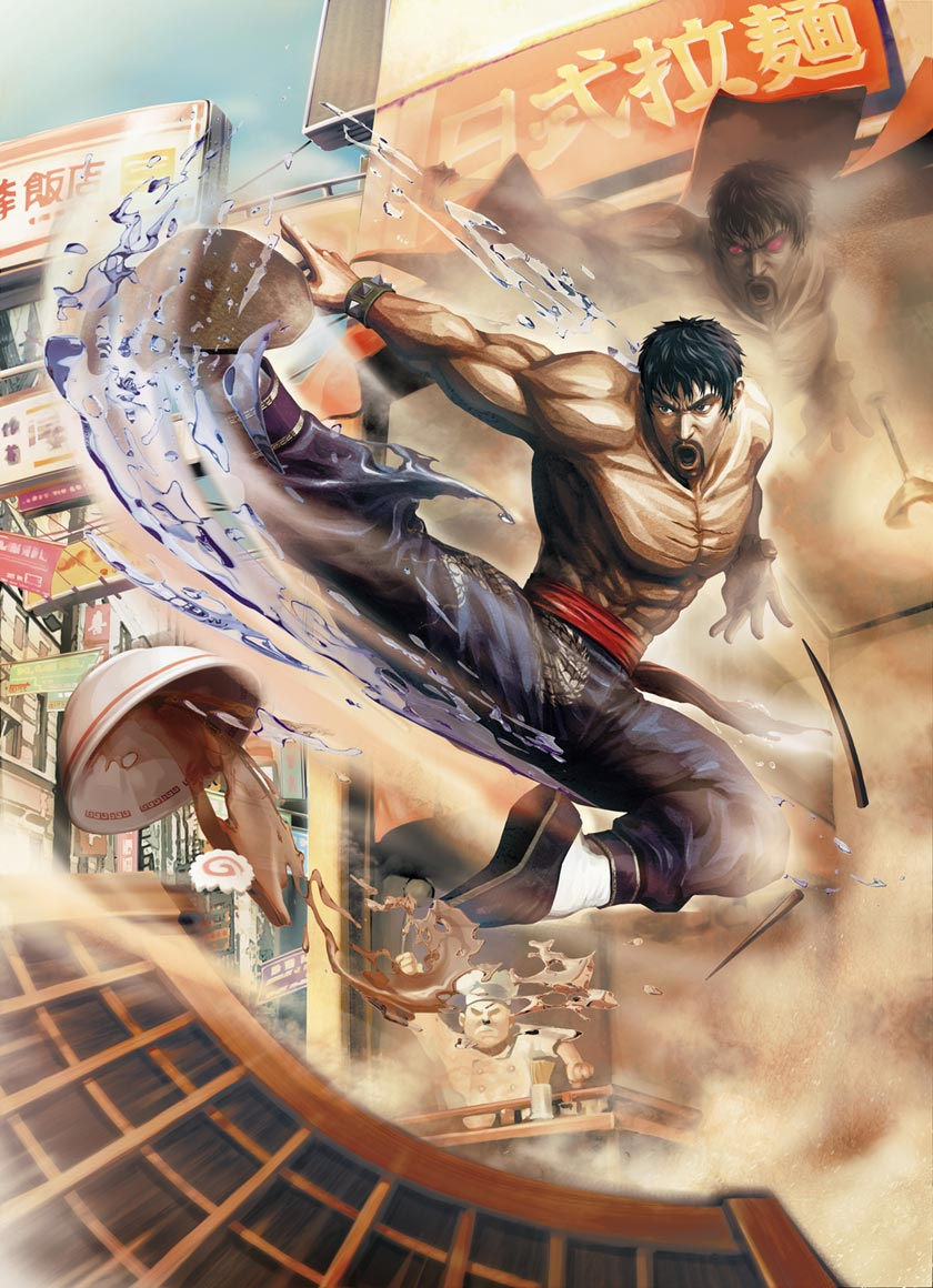 Street Fighter X Tekken Art Gallery 33 out of 55 image gallery