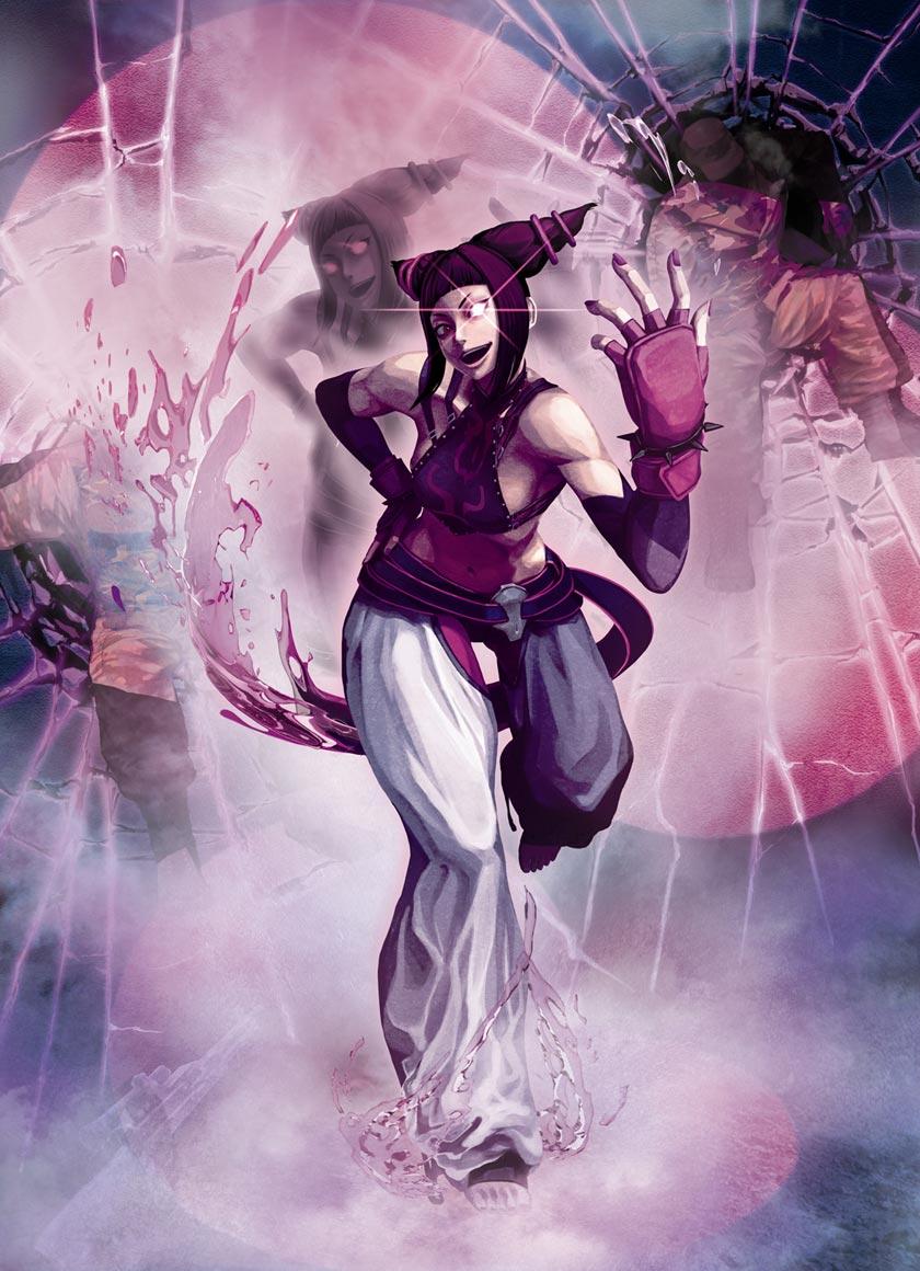 Street Fighter X Tekken Art Gallery 37 out of 55 image gallery