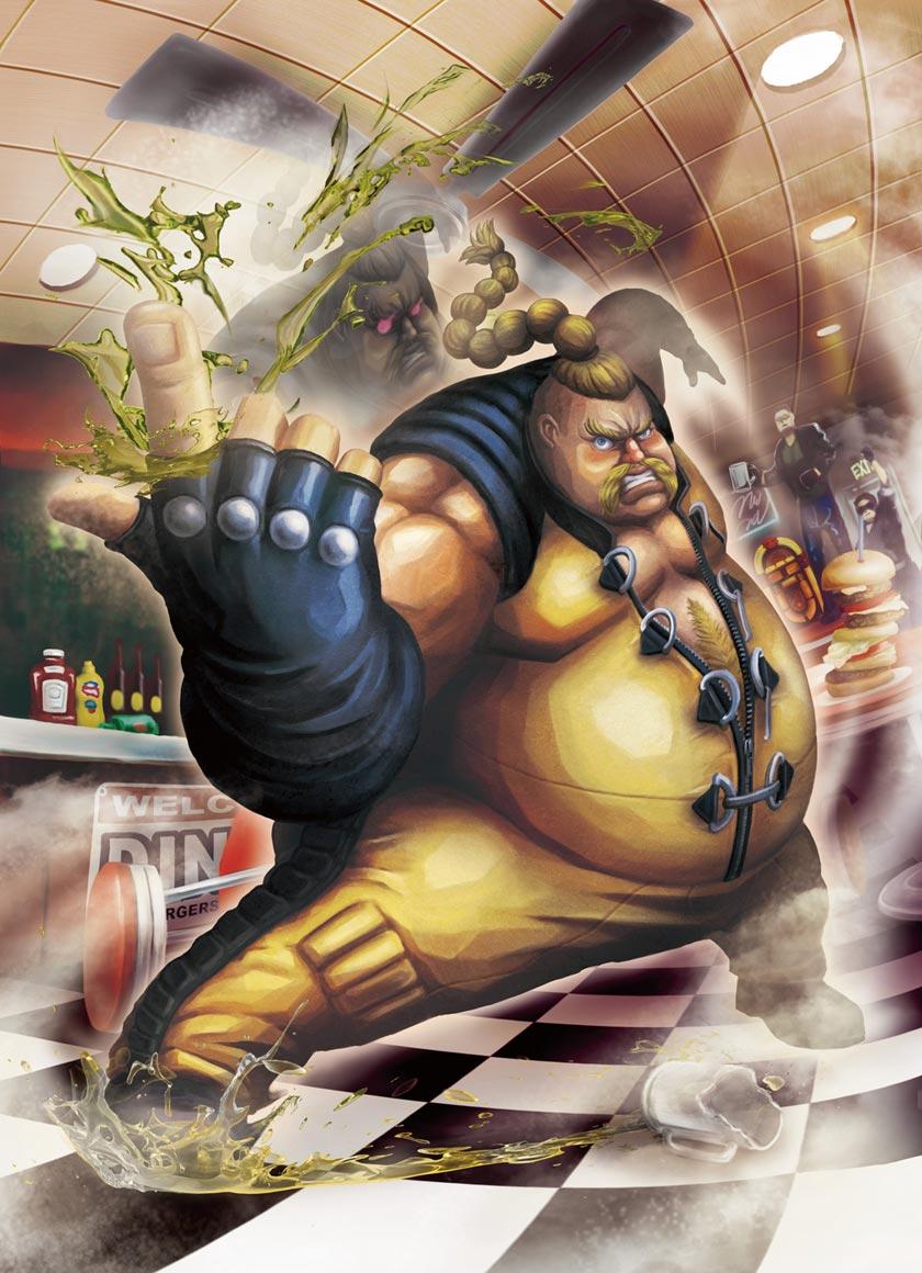 Street Fighter X Tekken Art Gallery 38 out of 55 image gallery