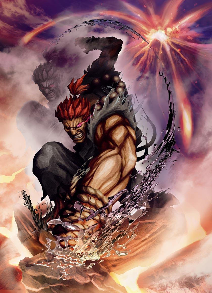 Street Fighter X Tekken Art Gallery 40 out of 55 image gallery