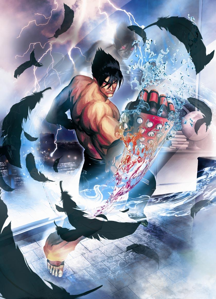 Street Fighter X Tekken Art Gallery 41 out of 55 image gallery
