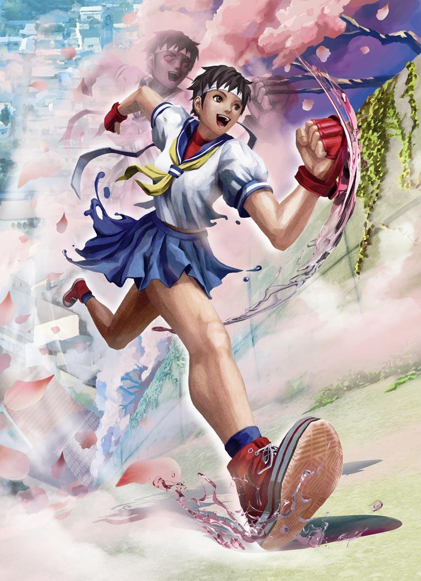 Street Fighter X Tekken Art Gallery 44 out of 55 image gallery