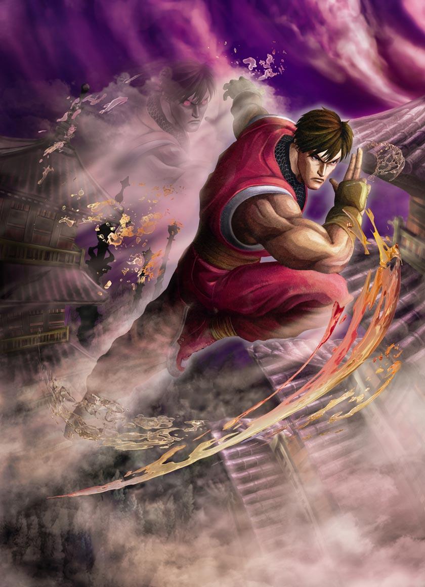 Street Fighter X Tekken Art Gallery 48 out of 55 image gallery