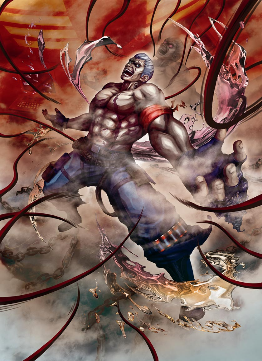 Street Fighter X Tekken Art Gallery 49 out of 55 image gallery