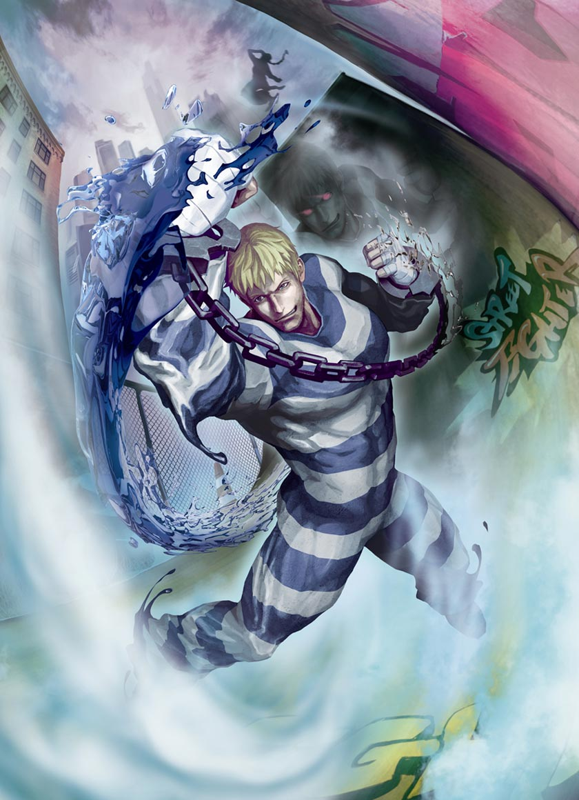 Street Fighter X Tekken Art Gallery 50 out of 55 image gallery