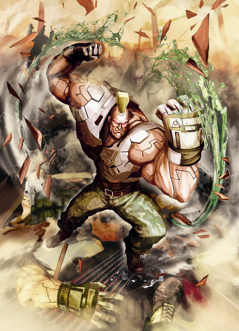 Street Fighter X Tekken Art Gallery 51 out of 55 image gallery