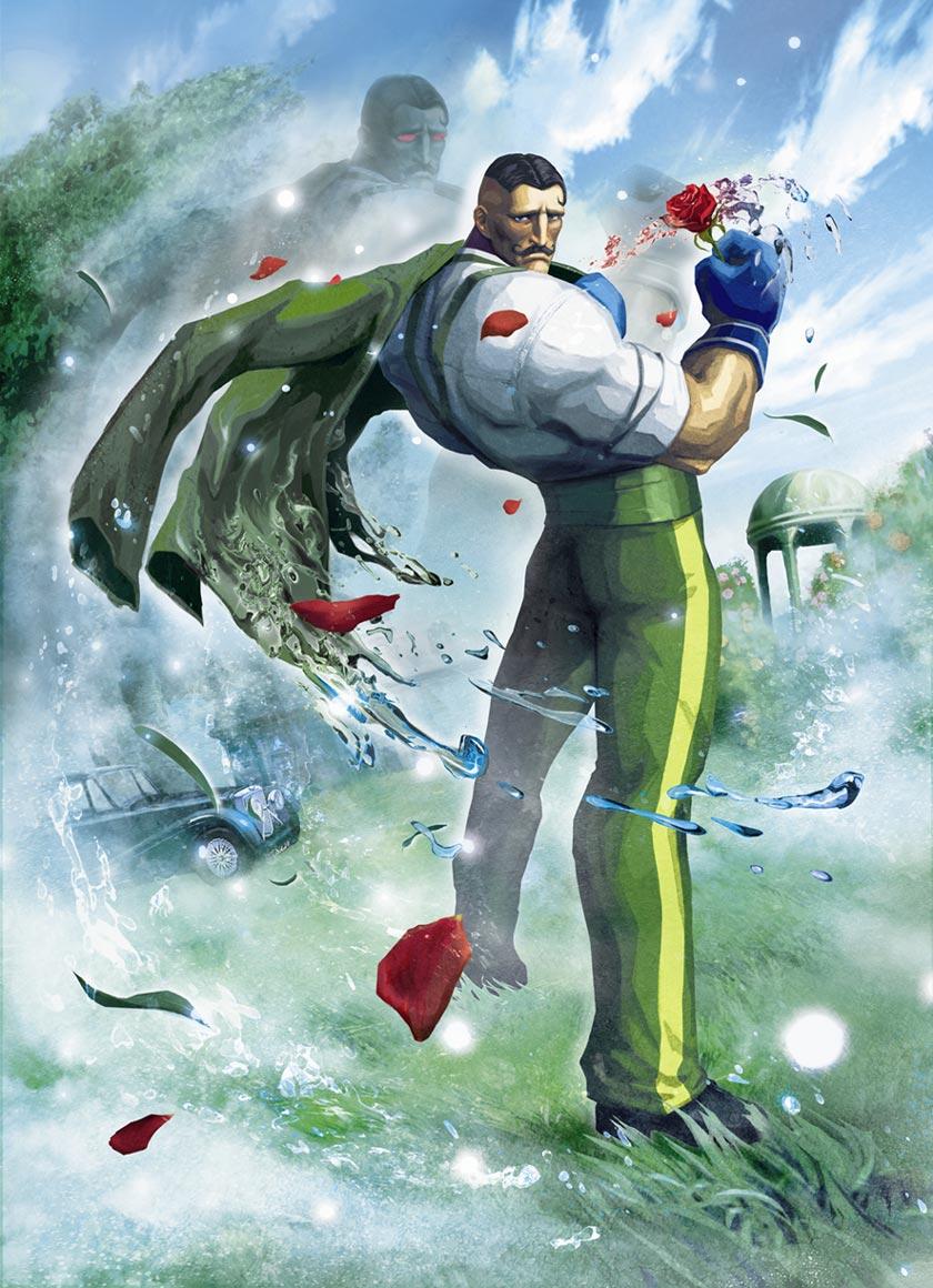 Street Fighter X Tekken Art Gallery 54 out of 55 image gallery