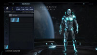 Blue Beetle in the Injustice 2 beta image #1