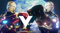 Urien becomes Iron Man in Street Fighter 5 image #2