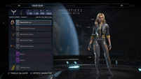 Black Canary in Injustice 2 beta image #1