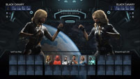 Black Canary in Injustice 2 beta image #3