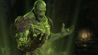 Swamp Thing in Injustice 2 image #5