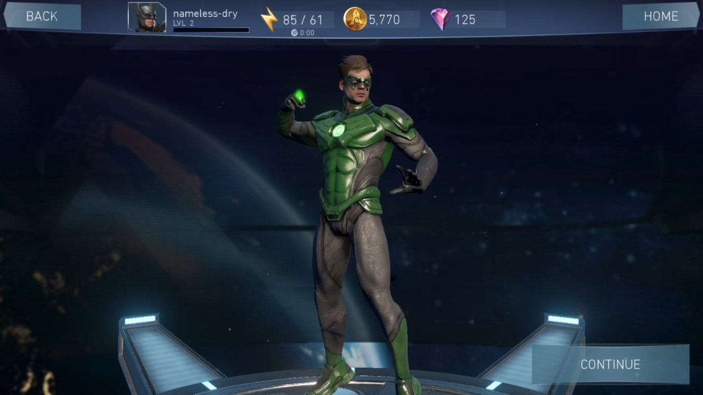 Injustice 2 mobile game shows potential console characters 3 out of 6 image gallery