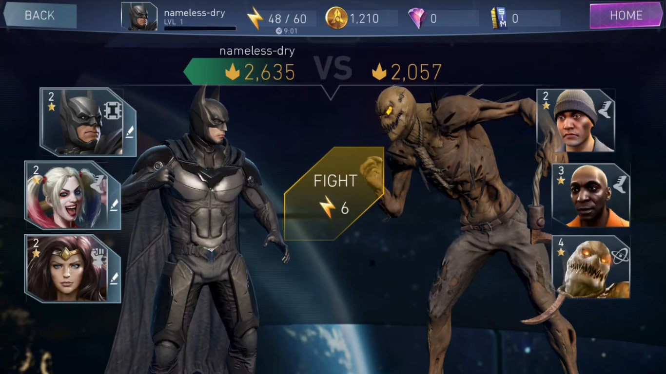 Injustice 2 mobile game shows potential console characters 6 out of 6 image gallery