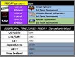 Winter Brawl 11 Event Schedule image #1