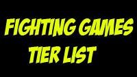Fighting games tier list image #1
