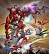 Ultimate Marvel vs. Capcom 3 Comic Book Cover image #1