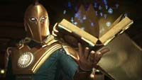 Injustice 2 Doctor Fate Reveal Trailer Screenshots image #1