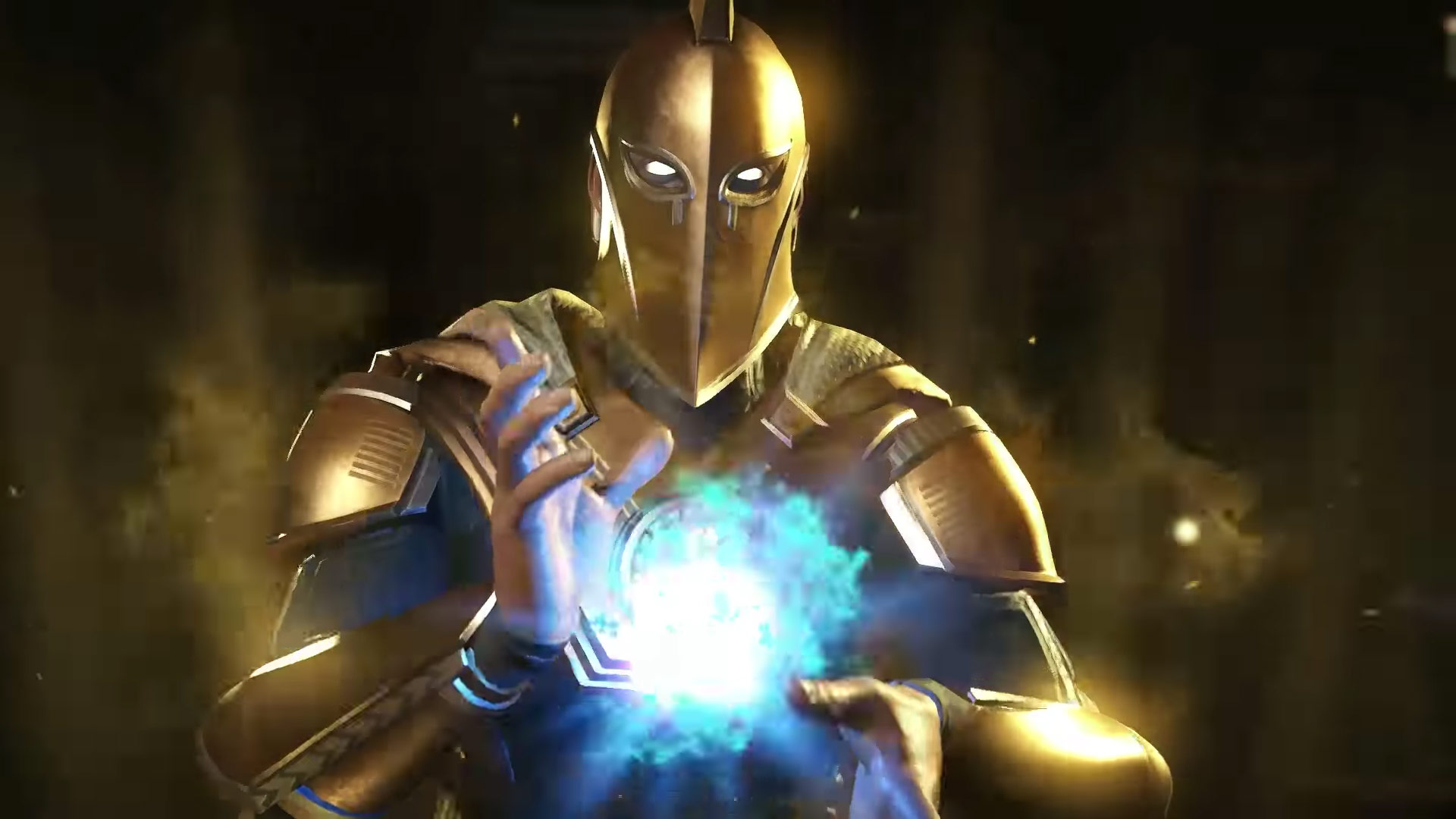 Injustice 2 Doctor Fate Reveal Trailer Screenshots 5 Out Of