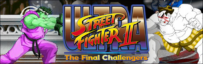 ultra street fighter 2 logo