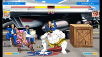 Ultra Street Fighter 2's color edit mode image #5