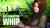 Whip in King of Fighters 14 image #1