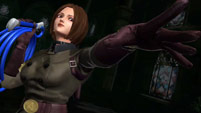 Whip in King of Fighters 14 image #5