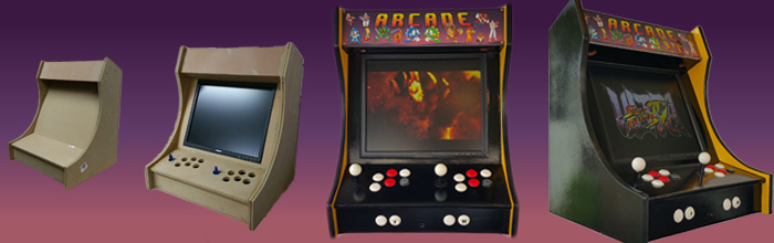 EventHubs builds an Arcade Cabinet - check out how we did it
