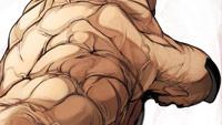 Garakuta's amazing fighting game artwork image #6