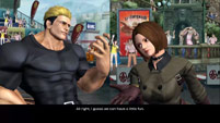 Yamazaki returns in King of Fighters 14 image #4