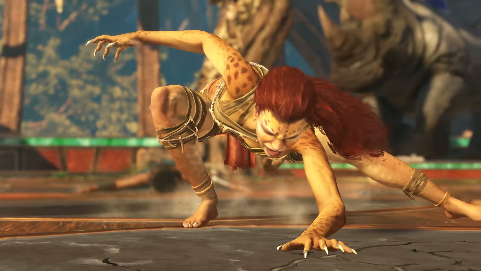 Injustice 2 Cheetah Character Trailer Gallery 6 out of 6 image gallery