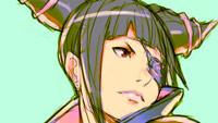 Kasai's amazing fighting game artwork image #3
