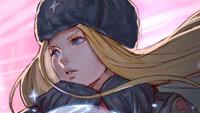 Kasai's amazing fighting game artwork image #5